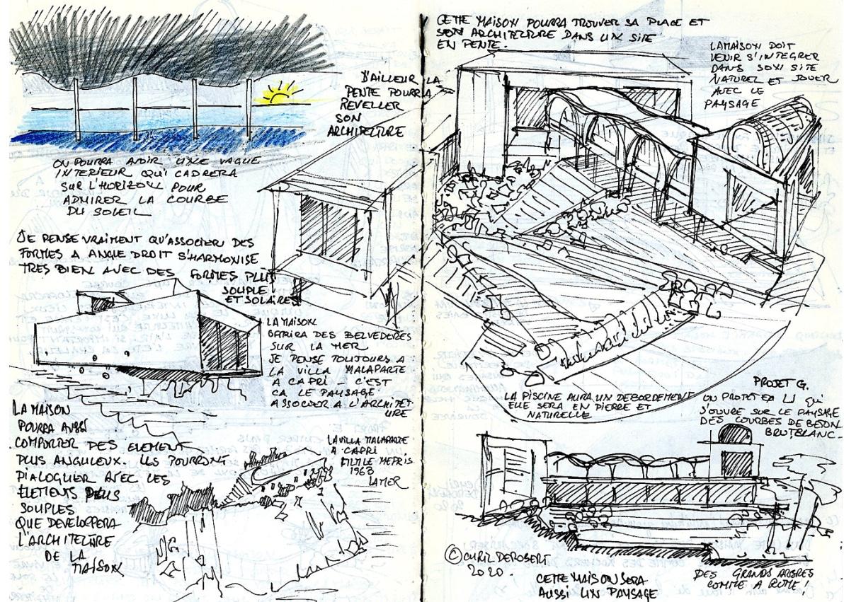 Construction De Maison D Architecte Cabinet D Architecture A Marseille Bouches Du Rhone 13